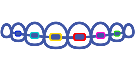 Ligas de colores